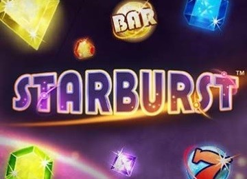 Starburst Slots Review