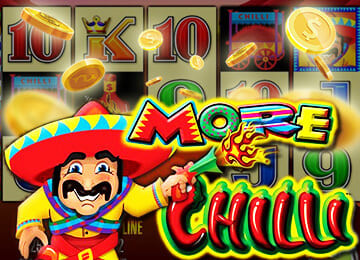 Play with More Chilli Pokies for Free