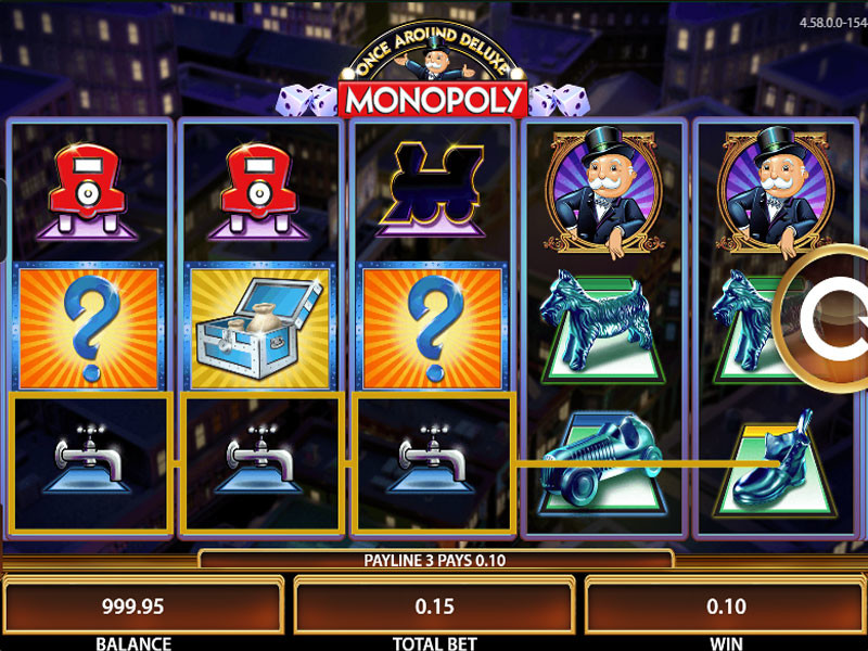 Monopoly Slot Machine Review