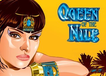Queen of the Nile slot play for free